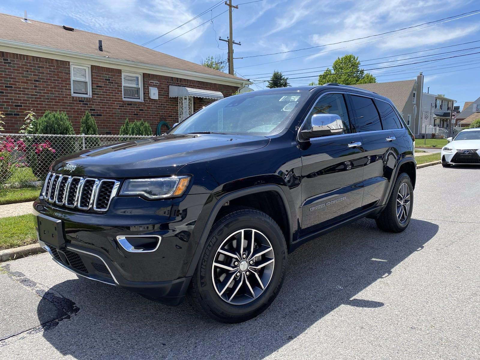 Used 2017 Jeep Grand Cherokee Limited | Great Neck, NY