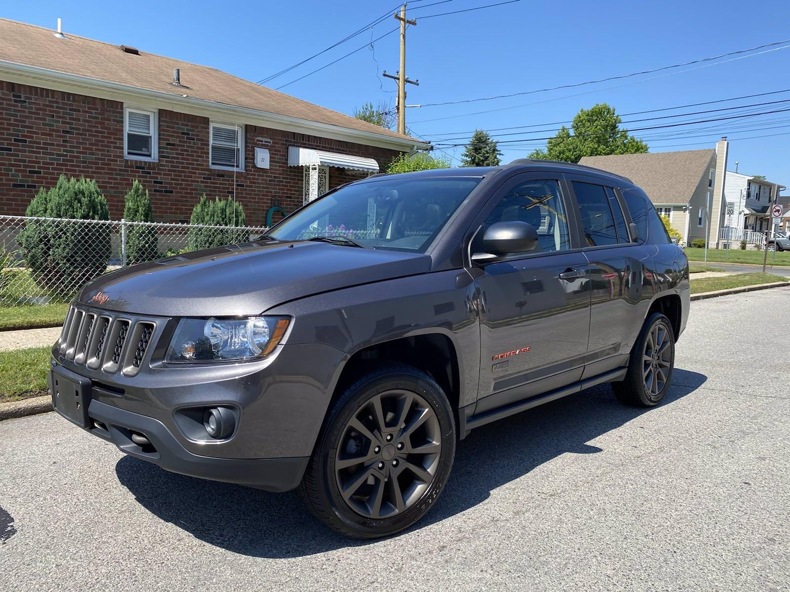 Used 2016 Jeep Compass 75th Anniversary | Great Neck, NY