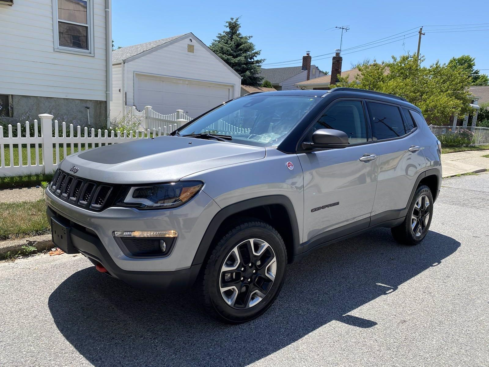 Used 2017 Jeep Compass Trailhawk | Great Neck, NY