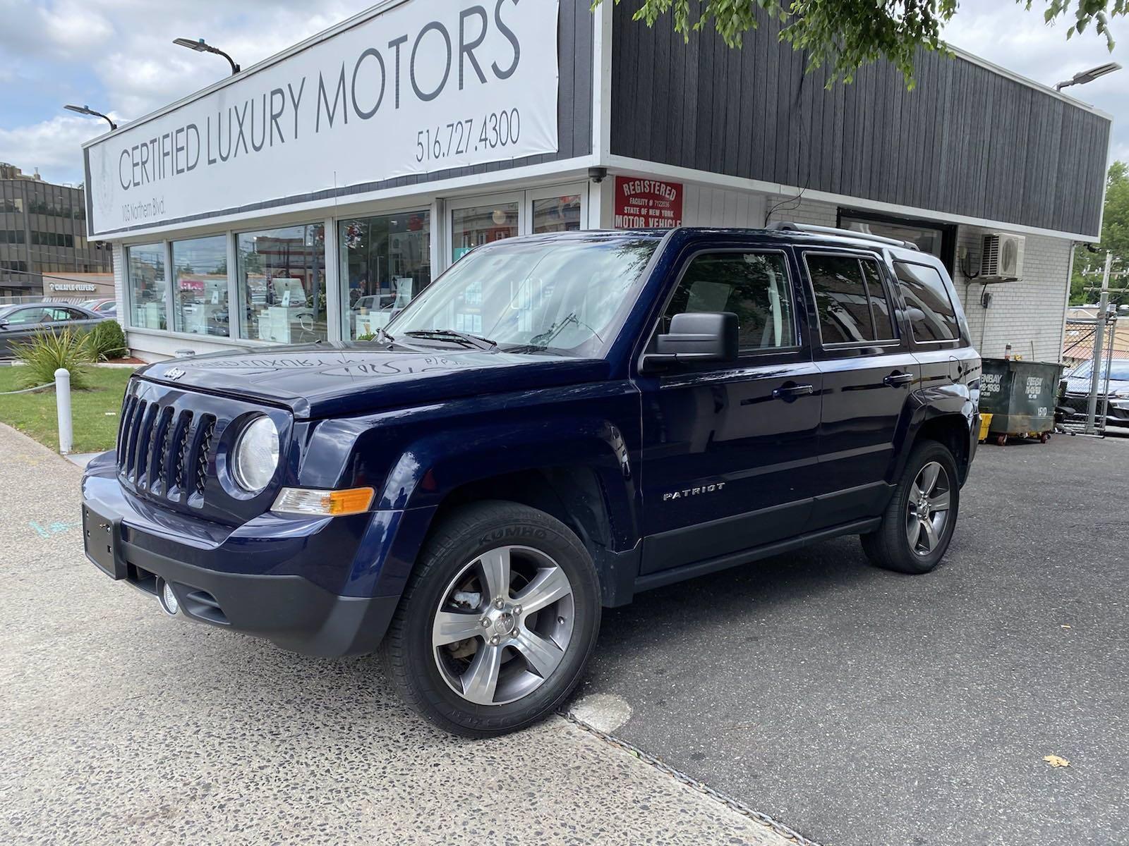 Used 2017 Jeep Patriot  | Great Neck, NY