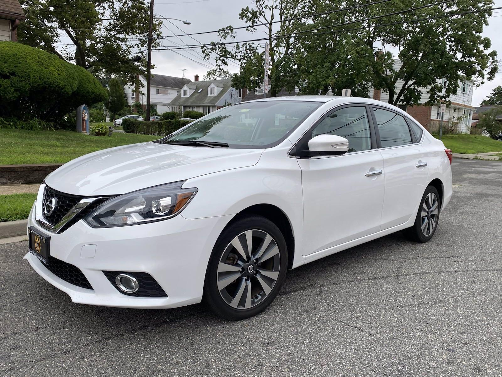Used 2017 Nissan Sentra SL | Great Neck, NY
