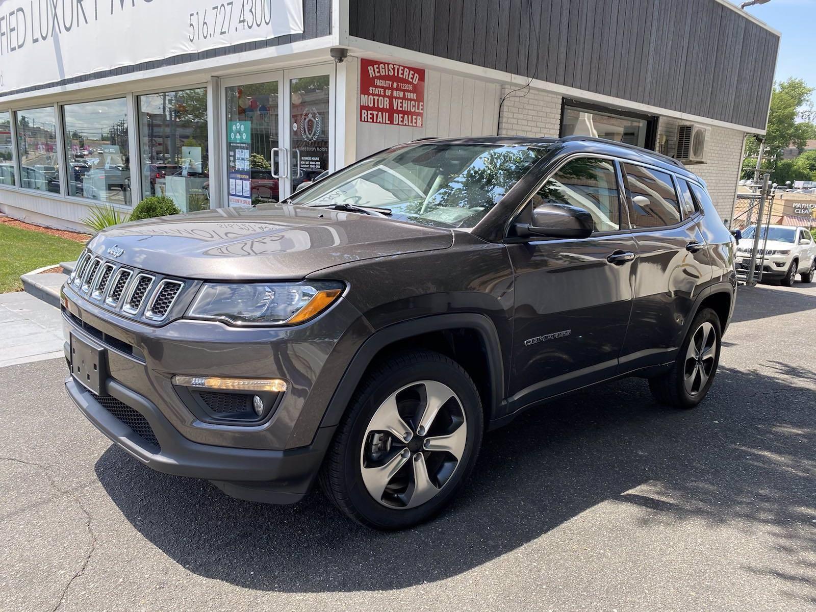 Used 2017 Jeep Compass  | Great Neck, NY