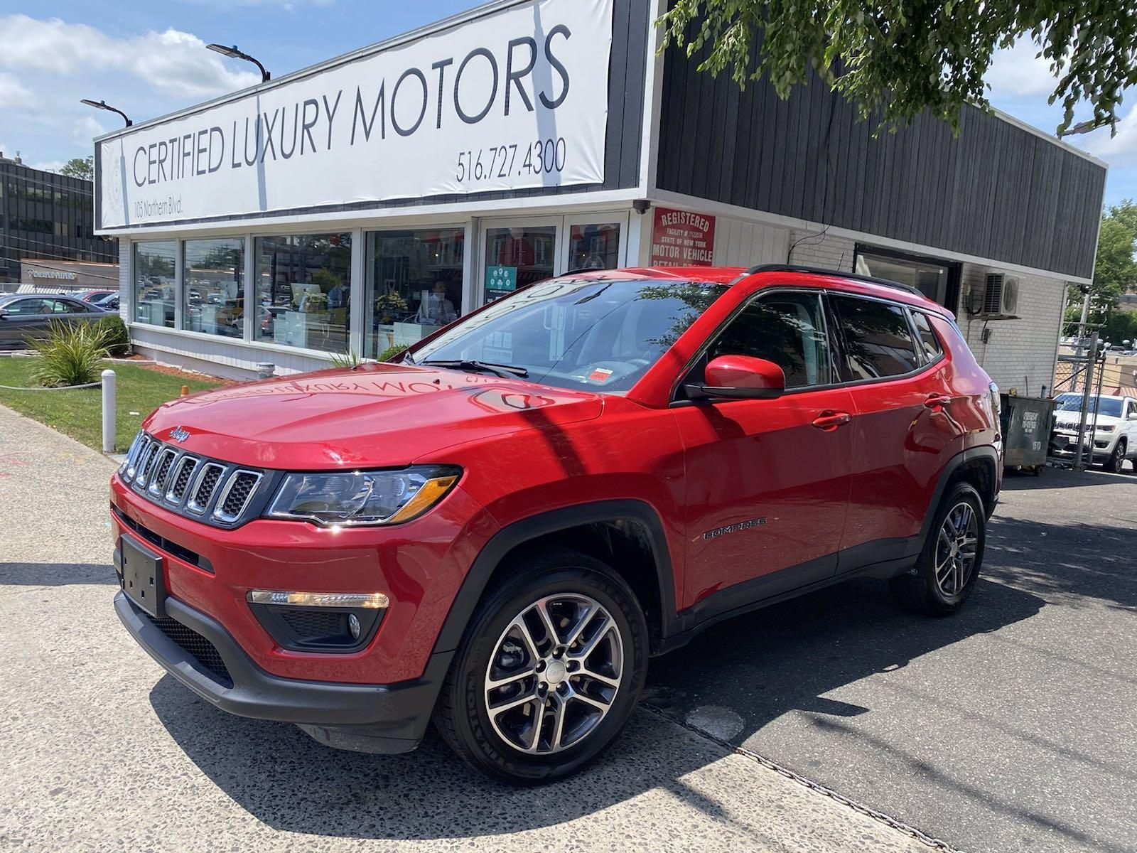 Used 2017 Jeep Compass  | Great Neck, NY