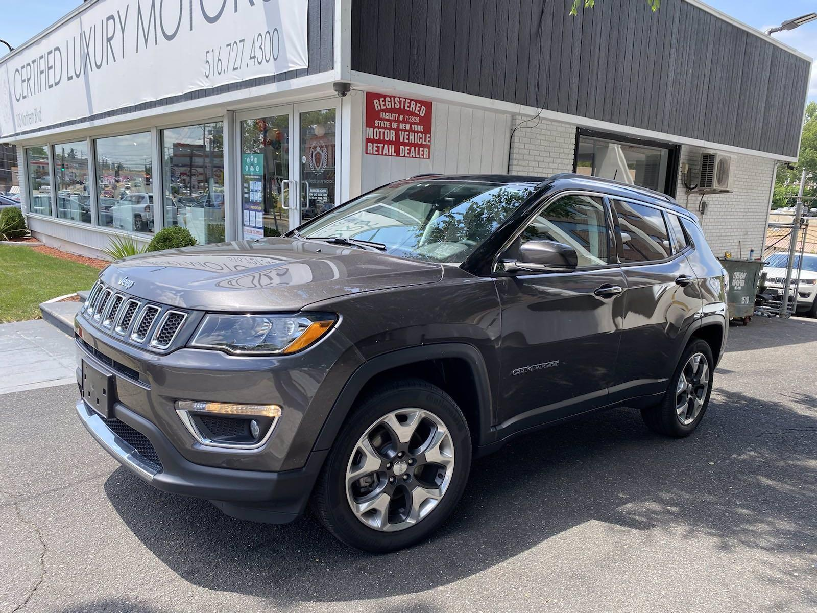 Used 2018 Jeep Compass  | Great Neck, NY