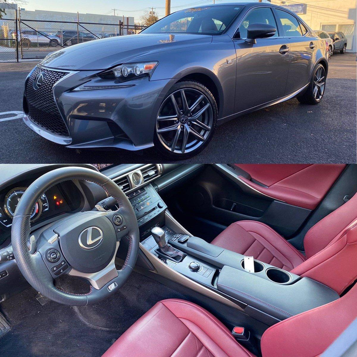 Used 2014 Lexus IS 350 AWD (F-Sport)  | Great Neck, NY
