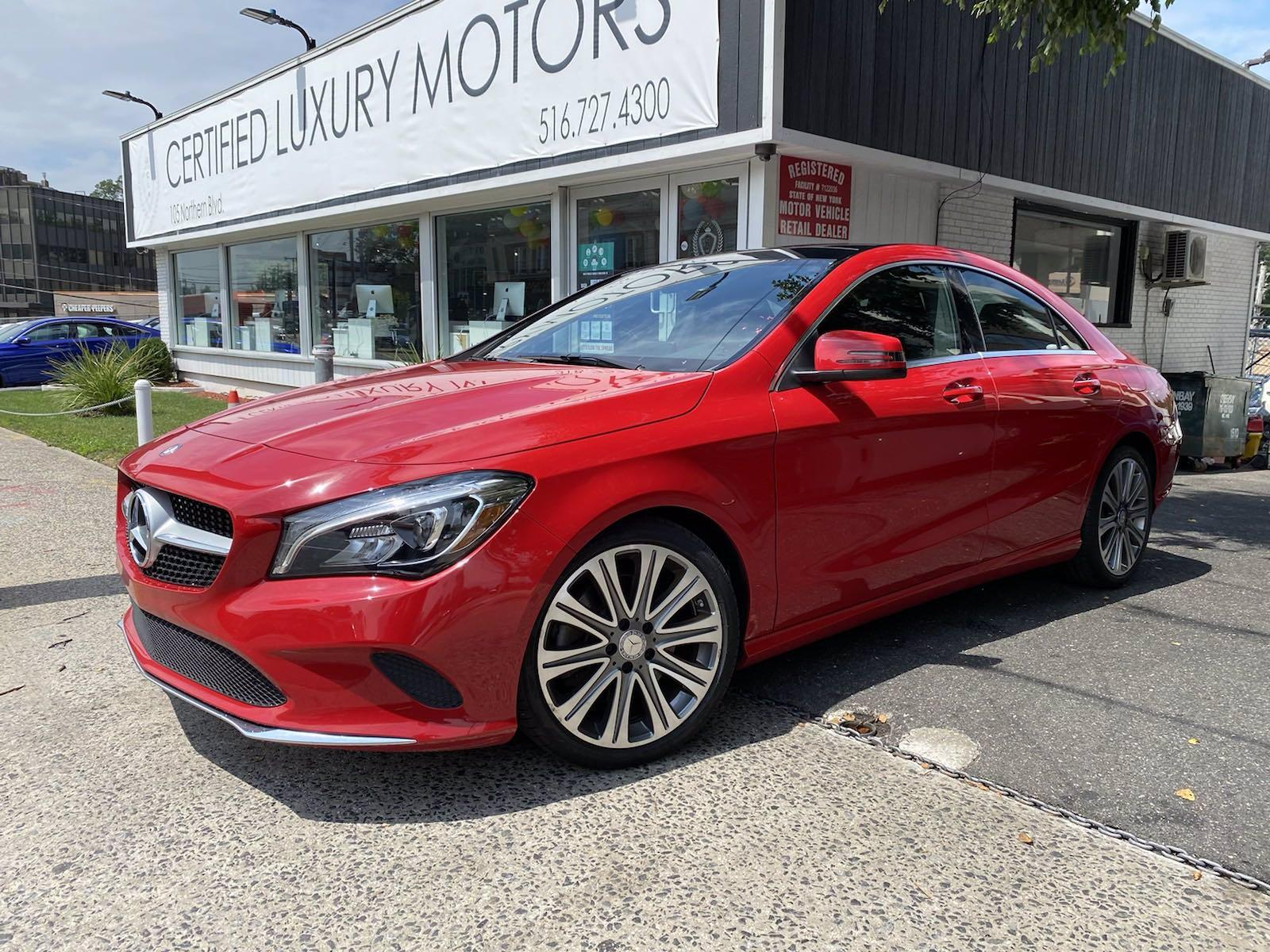 Used 2018 Mercedes-Benz CLA CLA 250 | Great Neck, NY