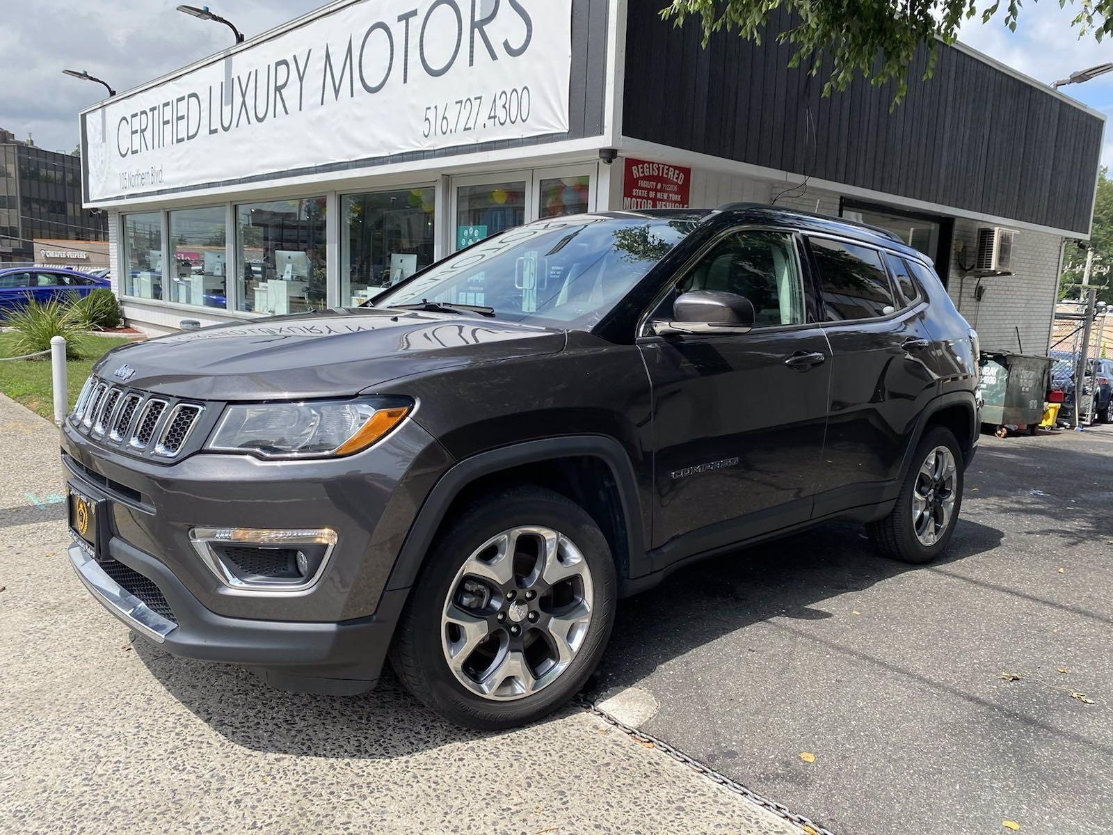 2018 Jeep Compass Limited Stock C1047 A For Sale Near Great Neck