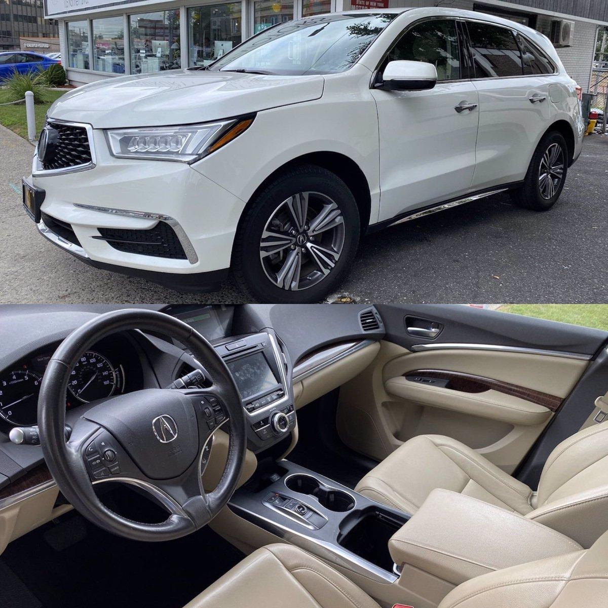 2017 Acura Mdx Sh Awd Stock C1081 A For Sale Near Great Neck Ny Ny Acura Dealer