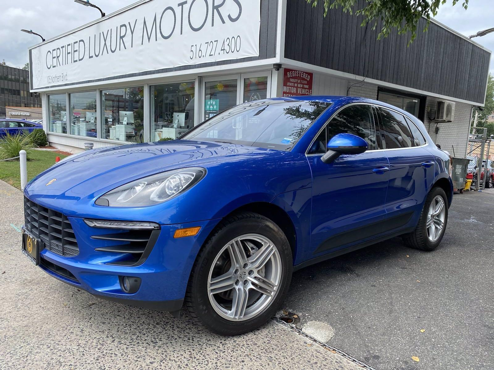 Used 2016 Porsche Macan S | Great Neck, NY