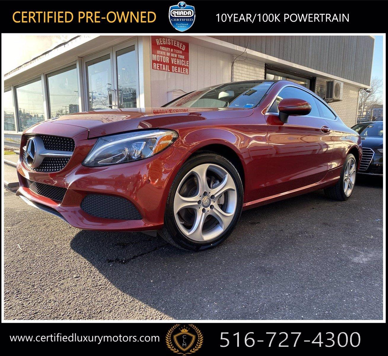 2017 Mercedes-Benz C-Class C 300 Stock # C0558-D for sale ...