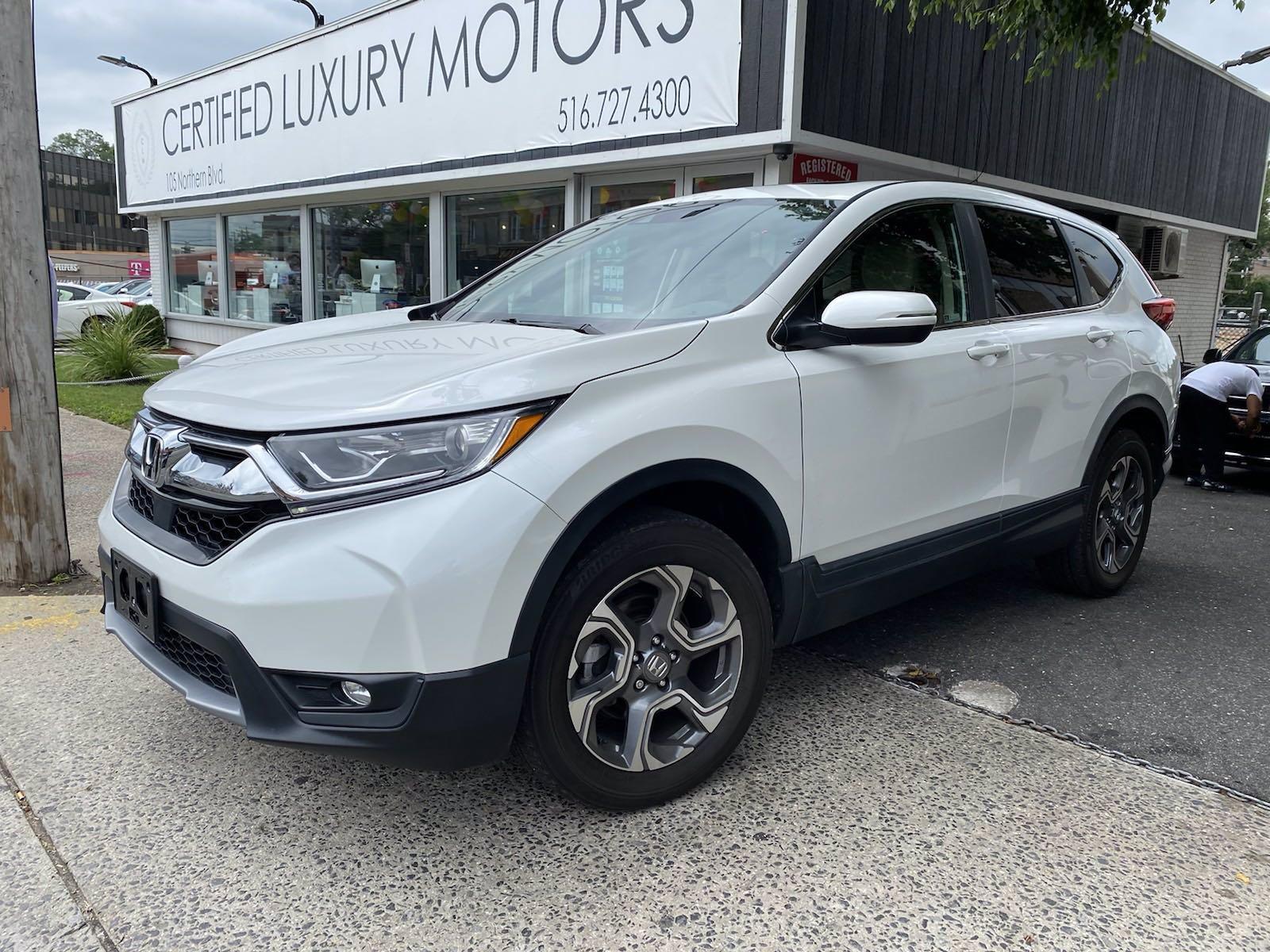 Used 2019 Honda CR-V EX AWD | Great Neck, NY