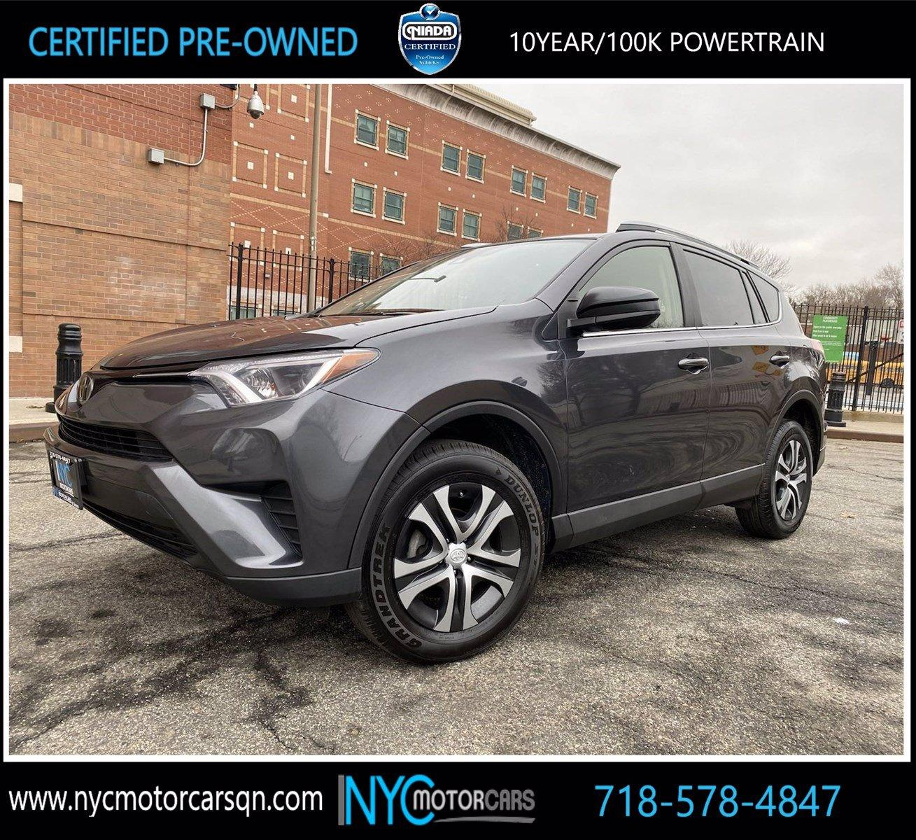 Used 2018 Toyota RAV4 LE | Great Neck, NY