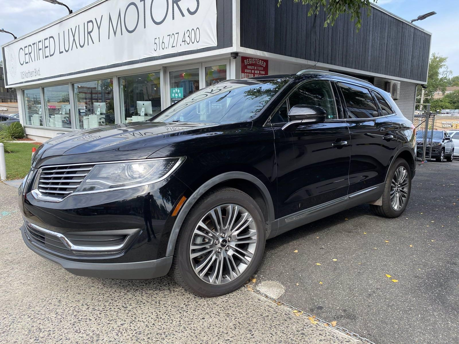 Used 2016 Lincoln MKX Reserve | Great Neck, NY