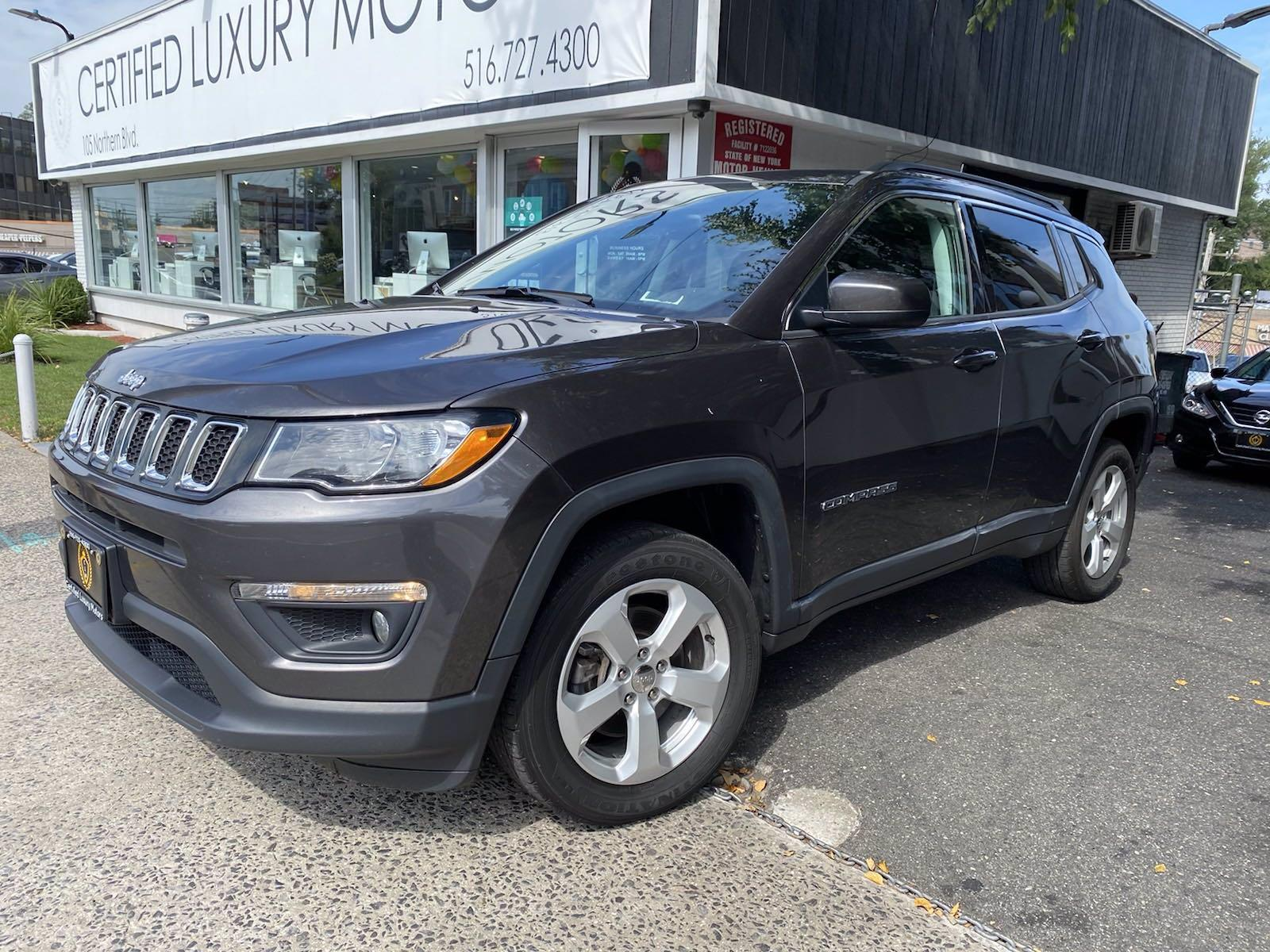 Used 2018 Jeep Compass Latitude | Great Neck, NY