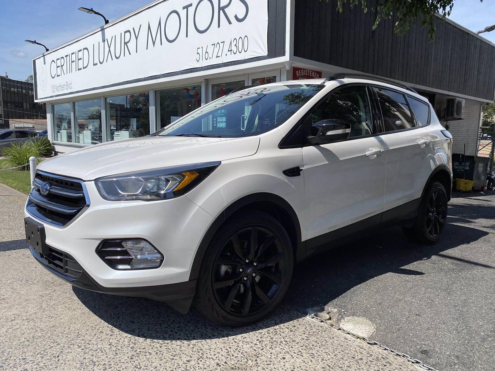 Used 2017 Ford Escape Titanium | Great Neck, NY