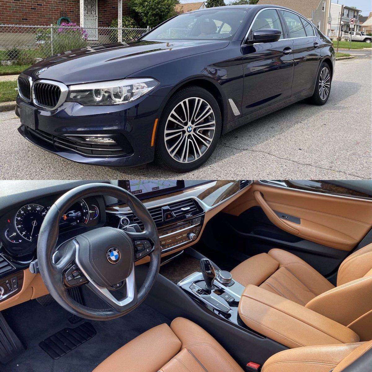 Used 2017 BMW 5 Series 530i xDrive | Great Neck, NY