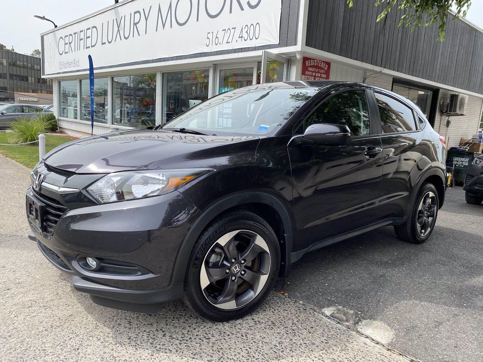 Used 2018 Honda HR-V EX | Great Neck, NY