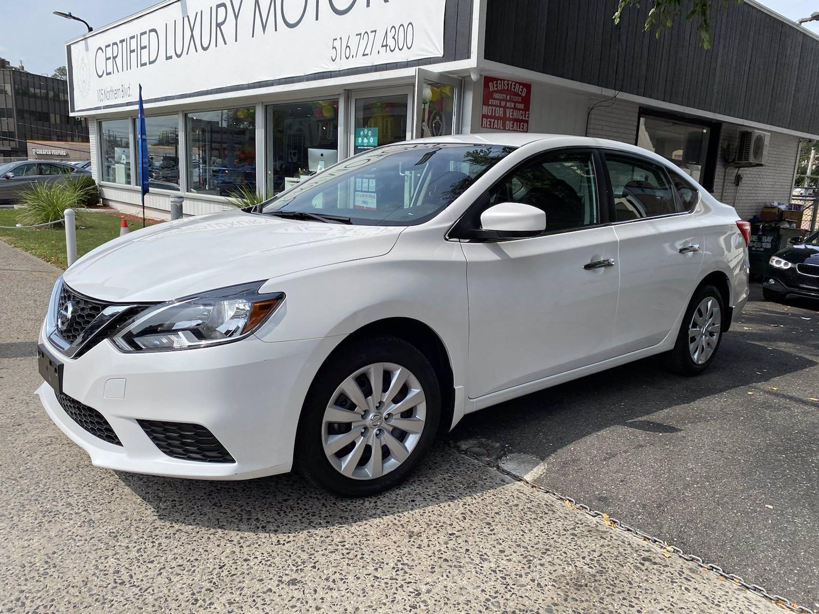 Used 2017 Nissan Sentra SV | Great Neck, NY