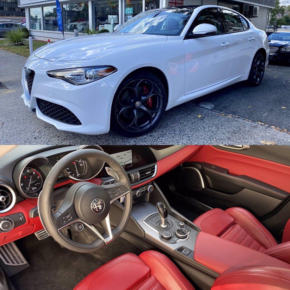 Used 2017 Alfa Romeo Giulia Ti | Great Neck, NY