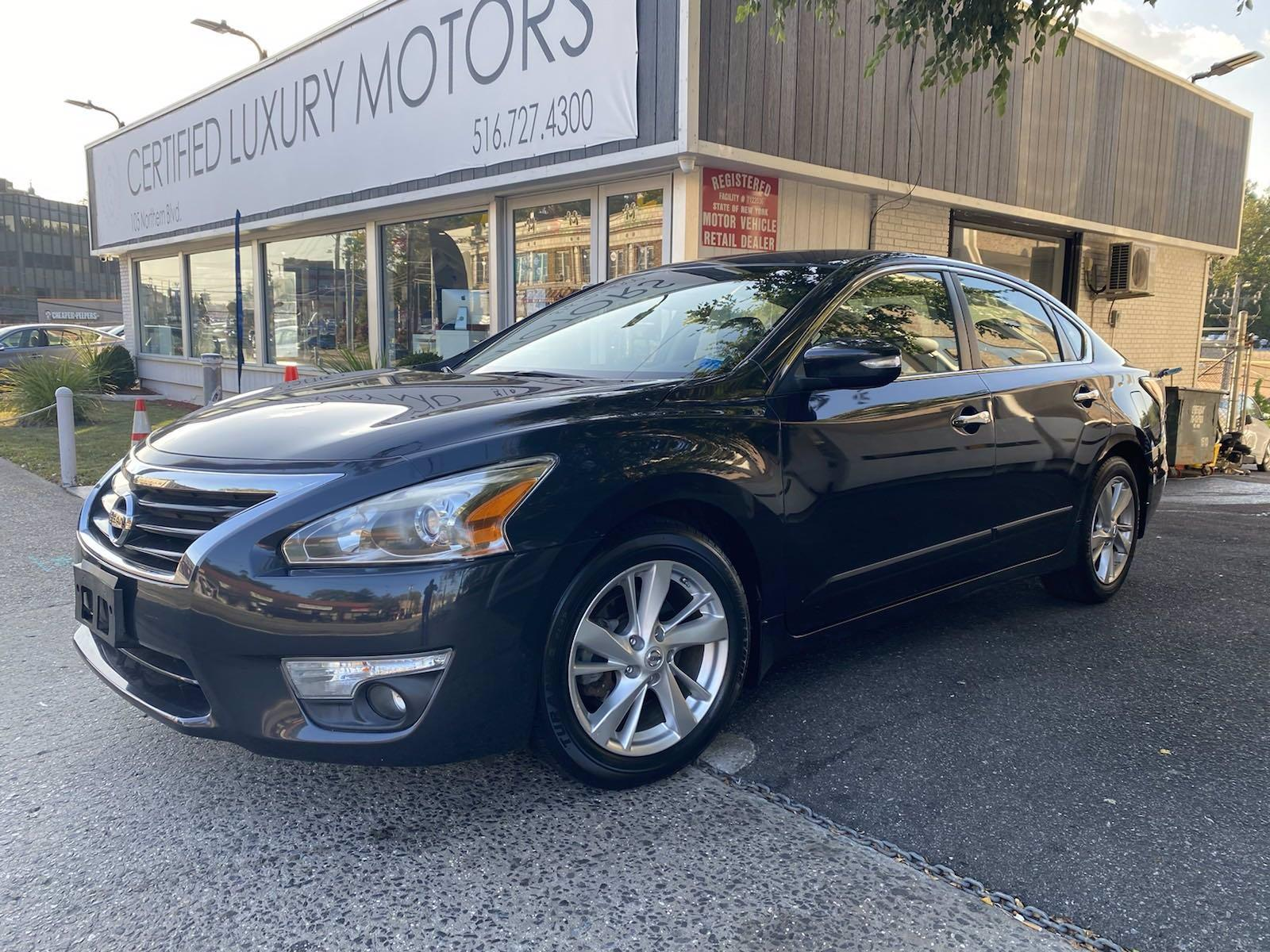 Used 2015 Nissan Altima 2.5 SL | Great Neck, NY
