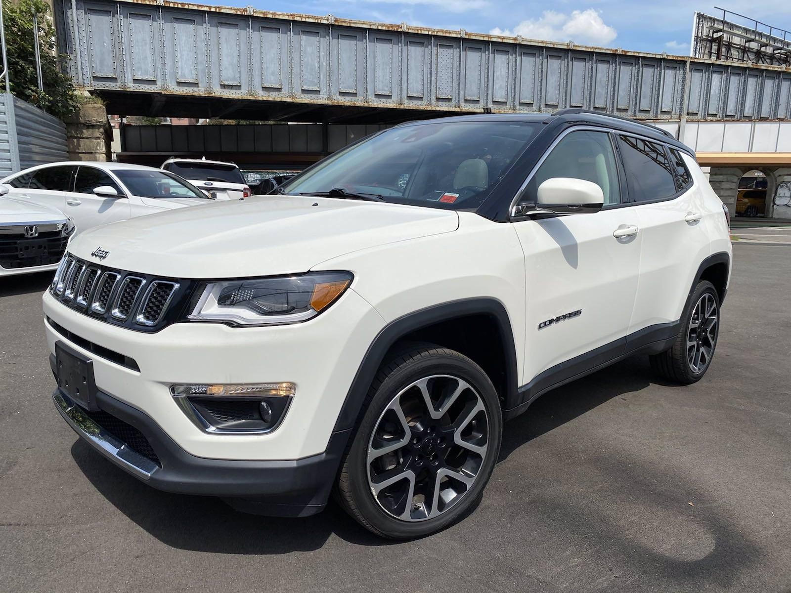 Used 2017 Jeep Compass Limited | Great Neck, NY