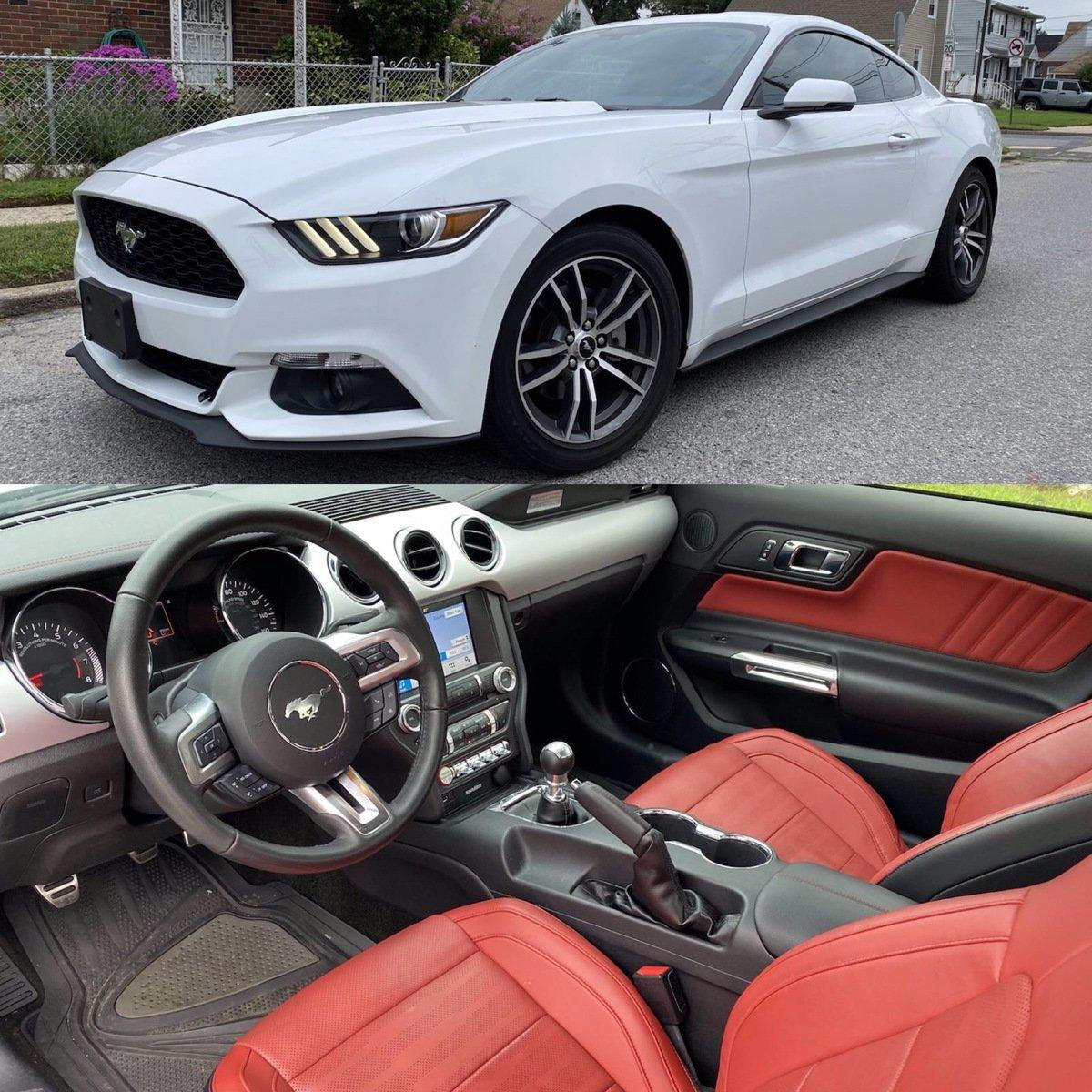 Used 2016 Ford Mustang EcoBoost Premium | Great Neck, NY