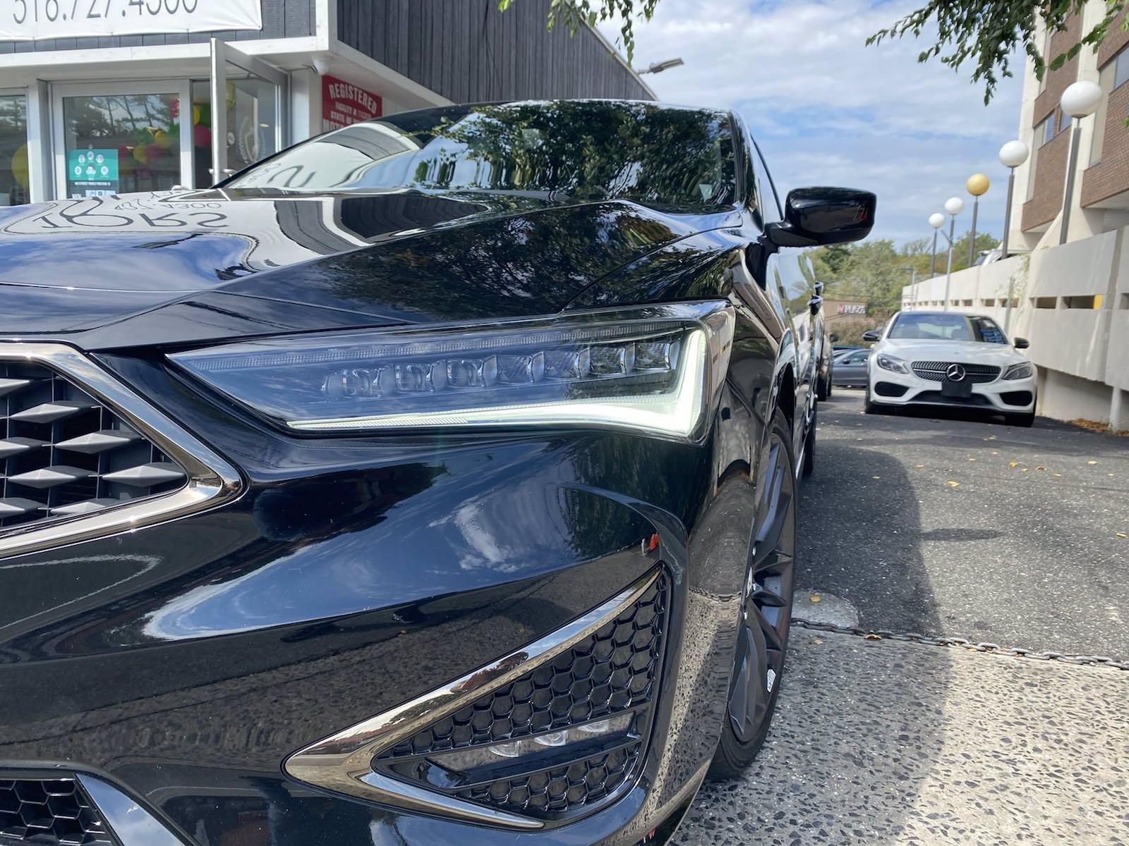 Used-2019-Acura-ILX-w/Technology/A-Spec-Pkg