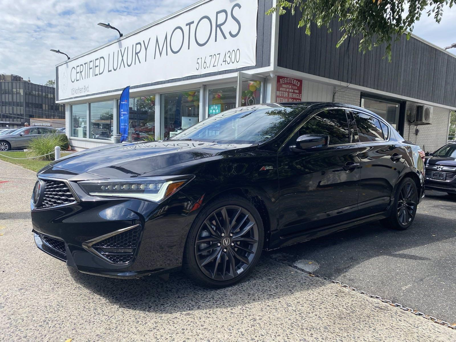 Used 2019 Acura ILX w/Technology/A-Spec Pkg | Great Neck, NY