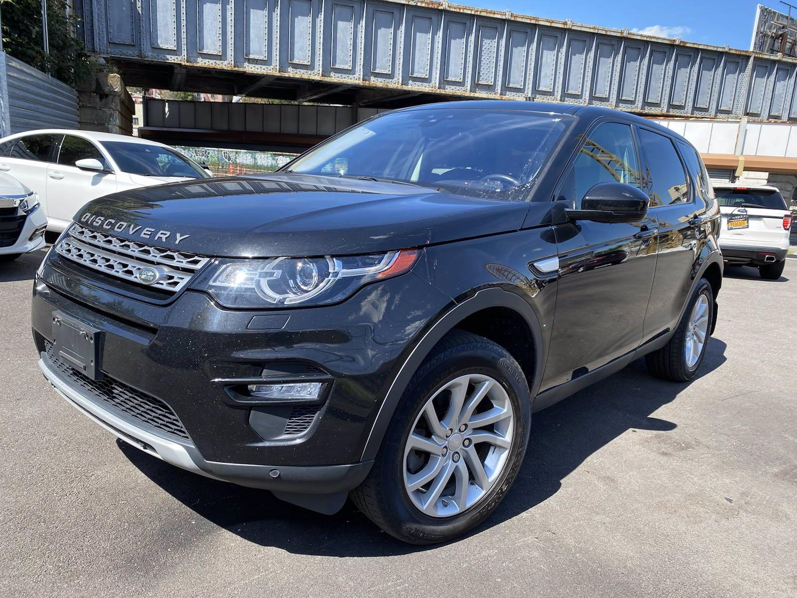 Used 2017 Land Rover Discovery Sport HSE | Great Neck, NY