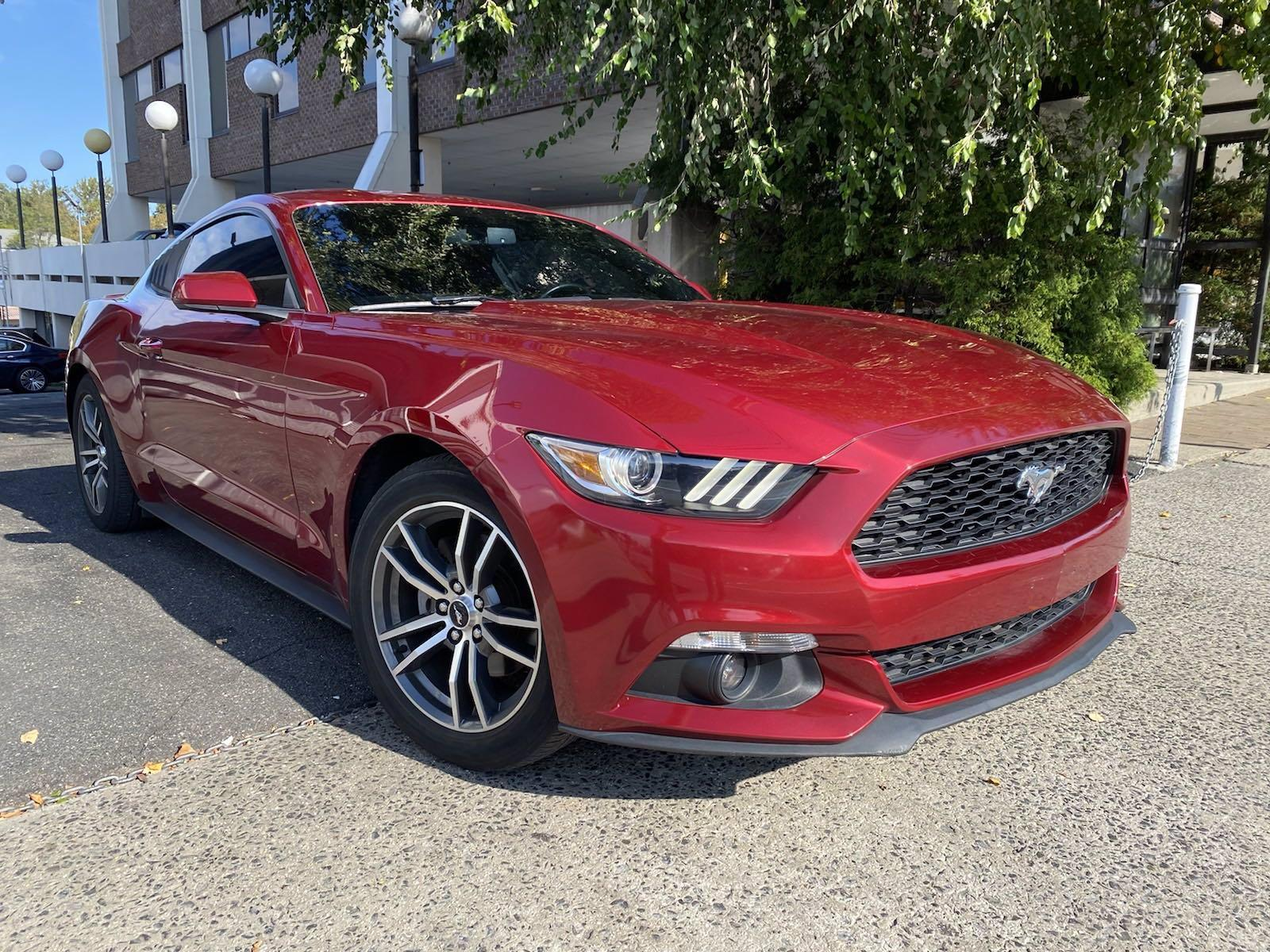 Used 2016 Ford Mustang EcoBoost Premium   Great Neck, NY