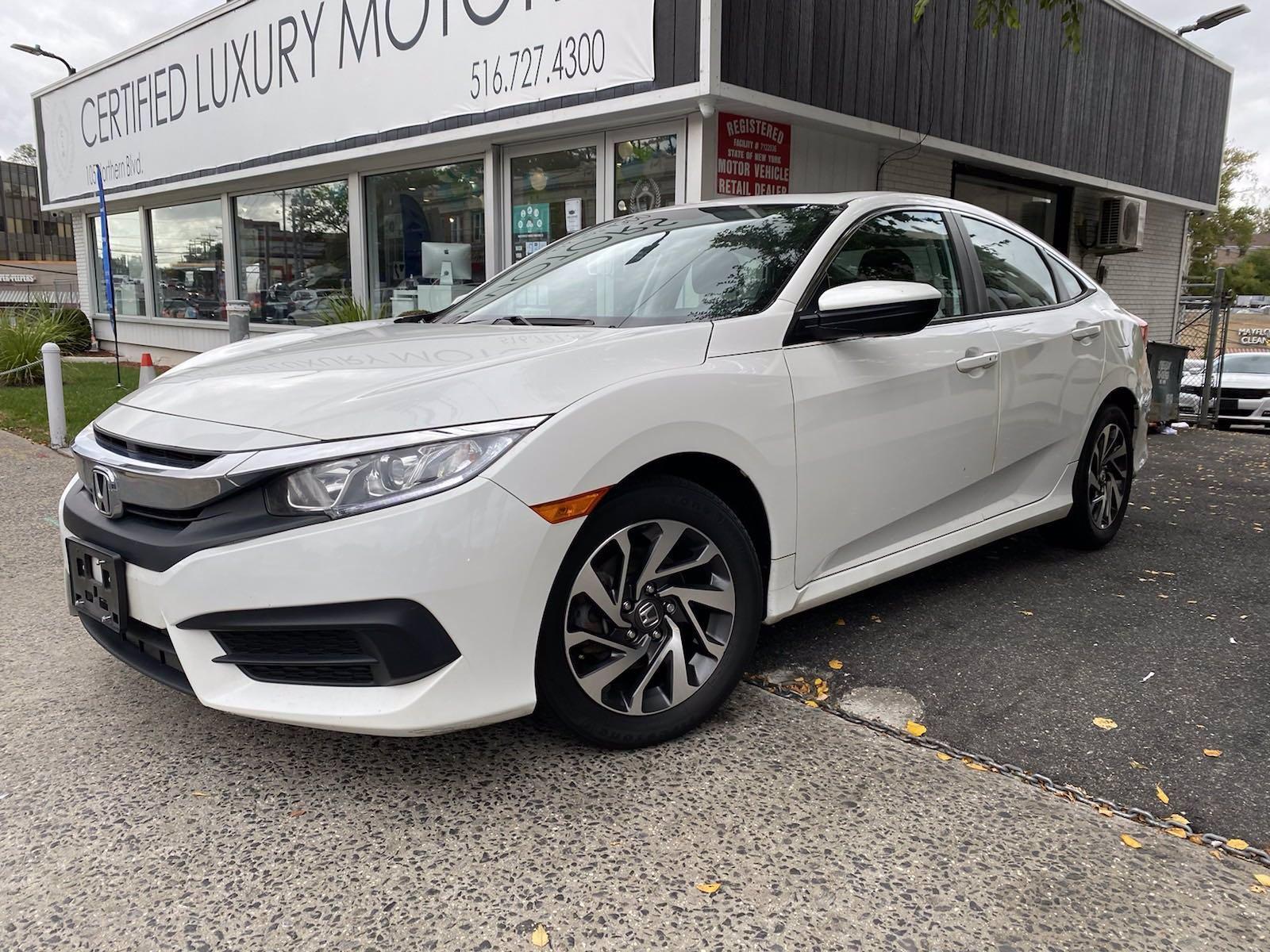 Used 2016 Honda Civic EX  | Great Neck, NY
