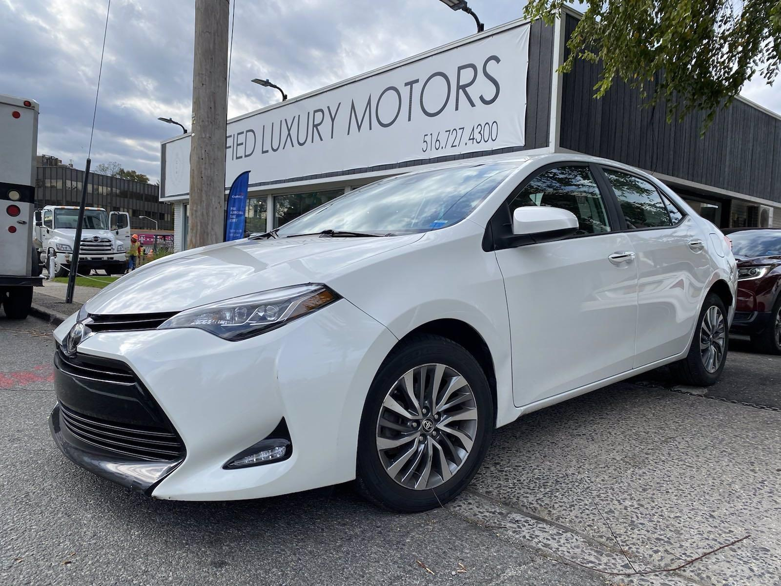 Used 2018 Toyota Corolla XLE | Great Neck, NY