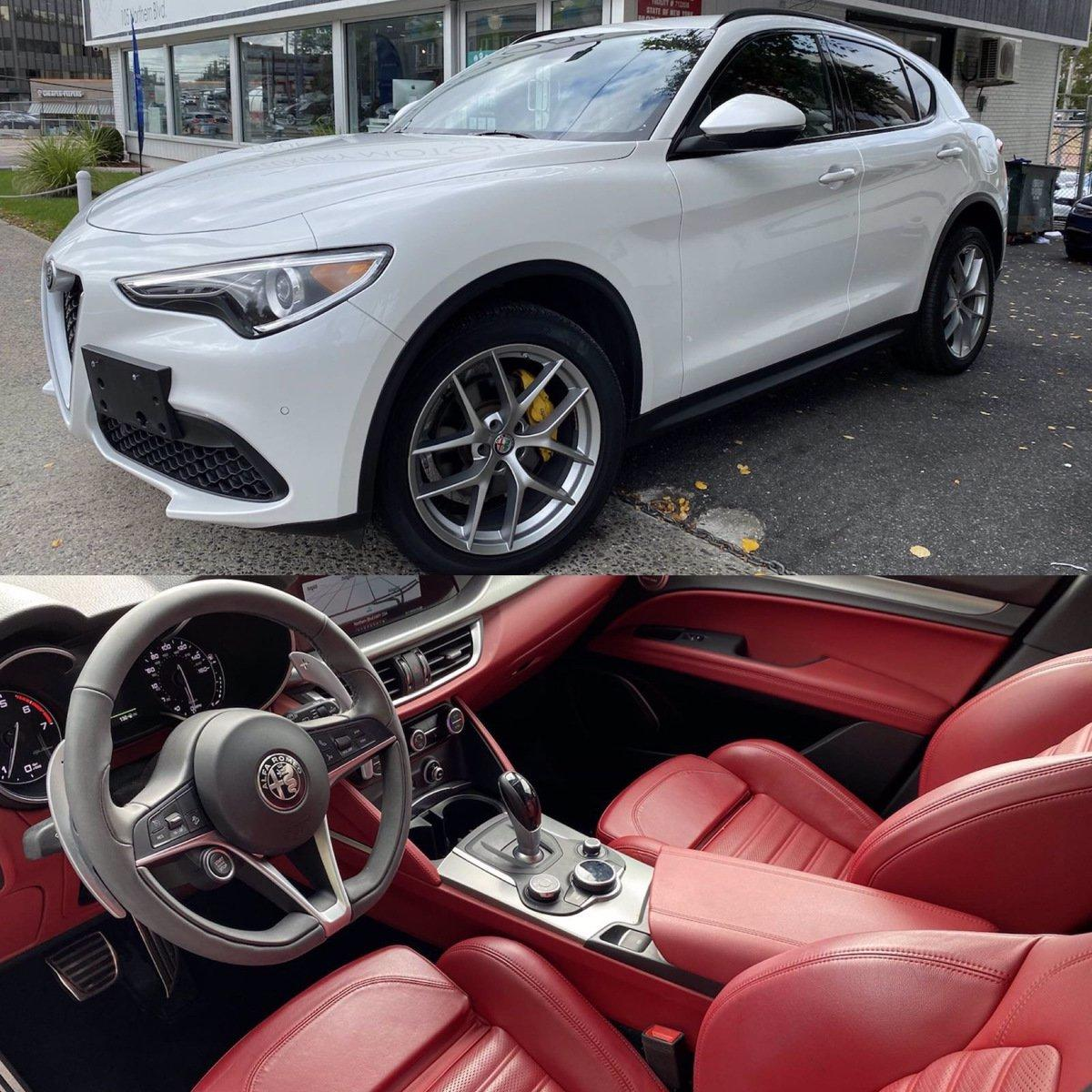 Used 2018 Alfa Romeo Stelvio Ti Sport | Great Neck, NY