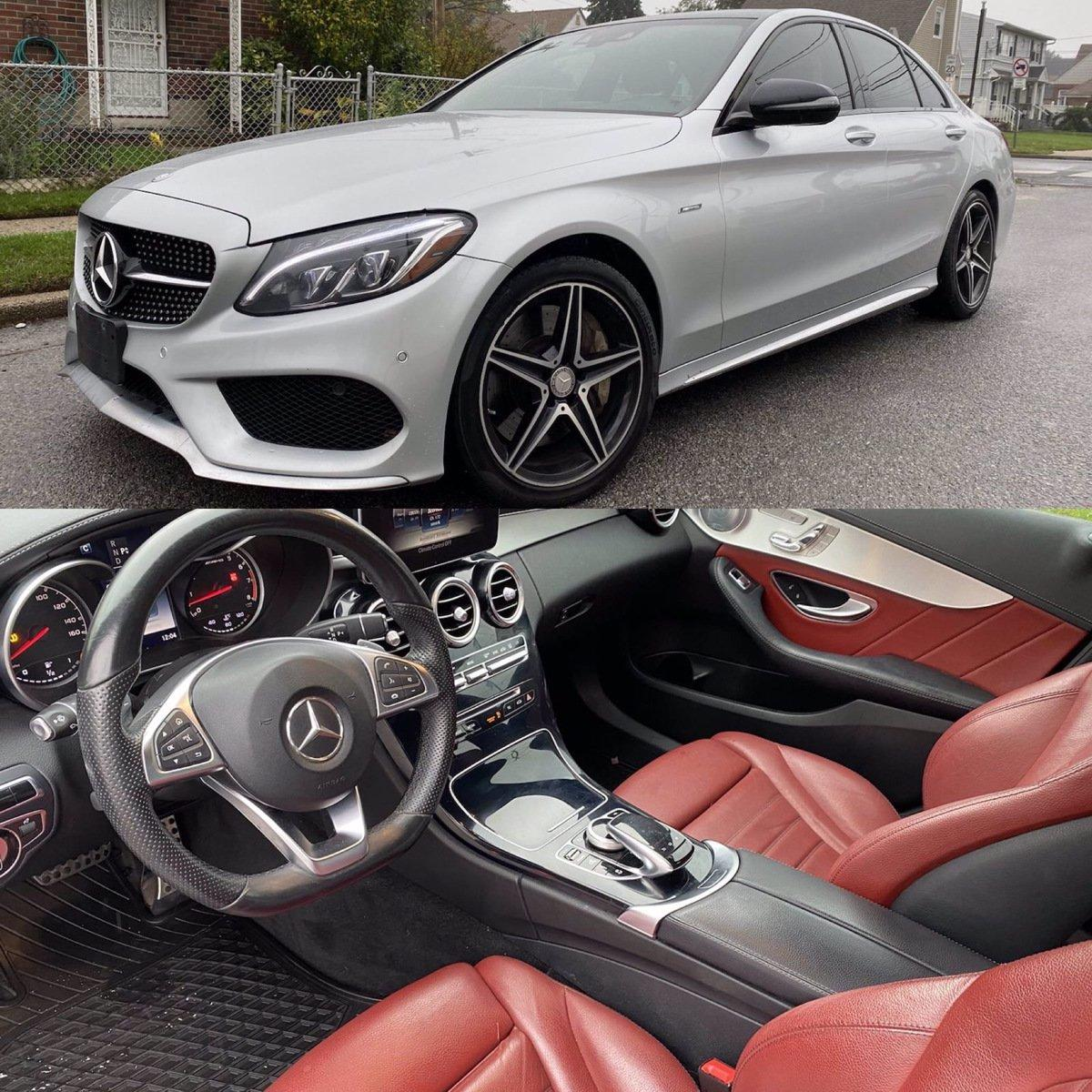 Used 2016 Mercedes-Benz C-Class C 450 AMG   Great Neck, NY