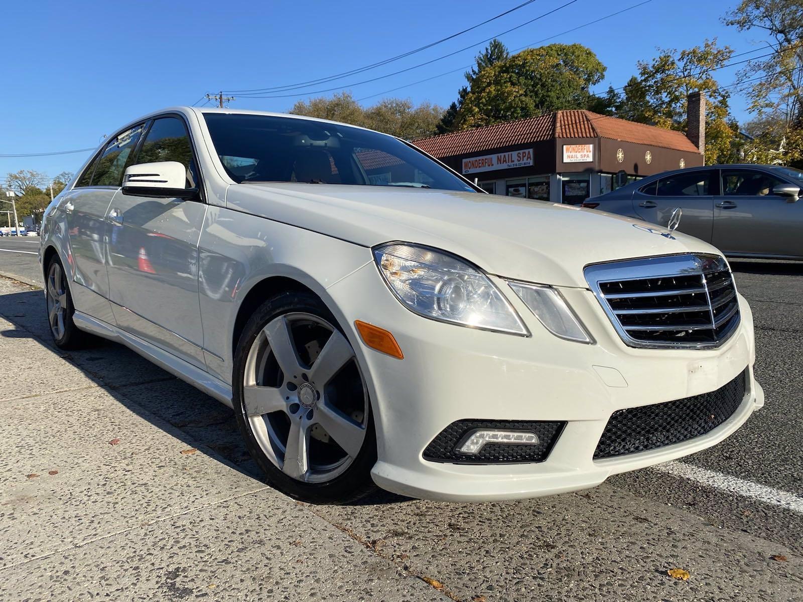 Used-2011-Mercedes-Benz--E-350-Luxury