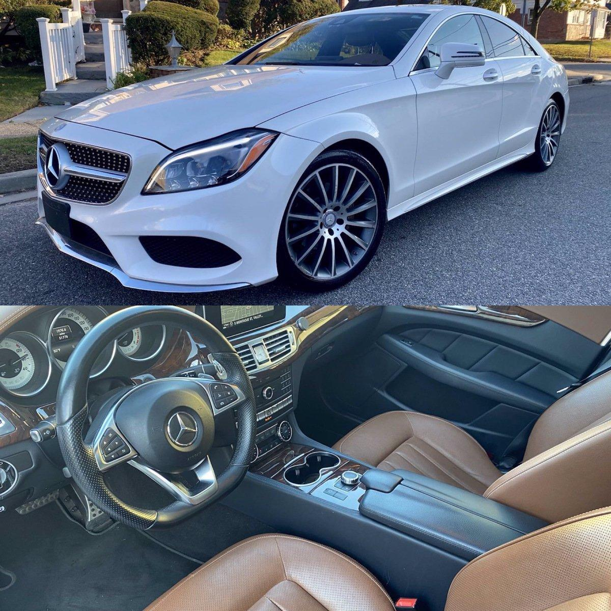 Used 2015 Mercedes-Benz CLS 400 4MATIC  | Great Neck, NY