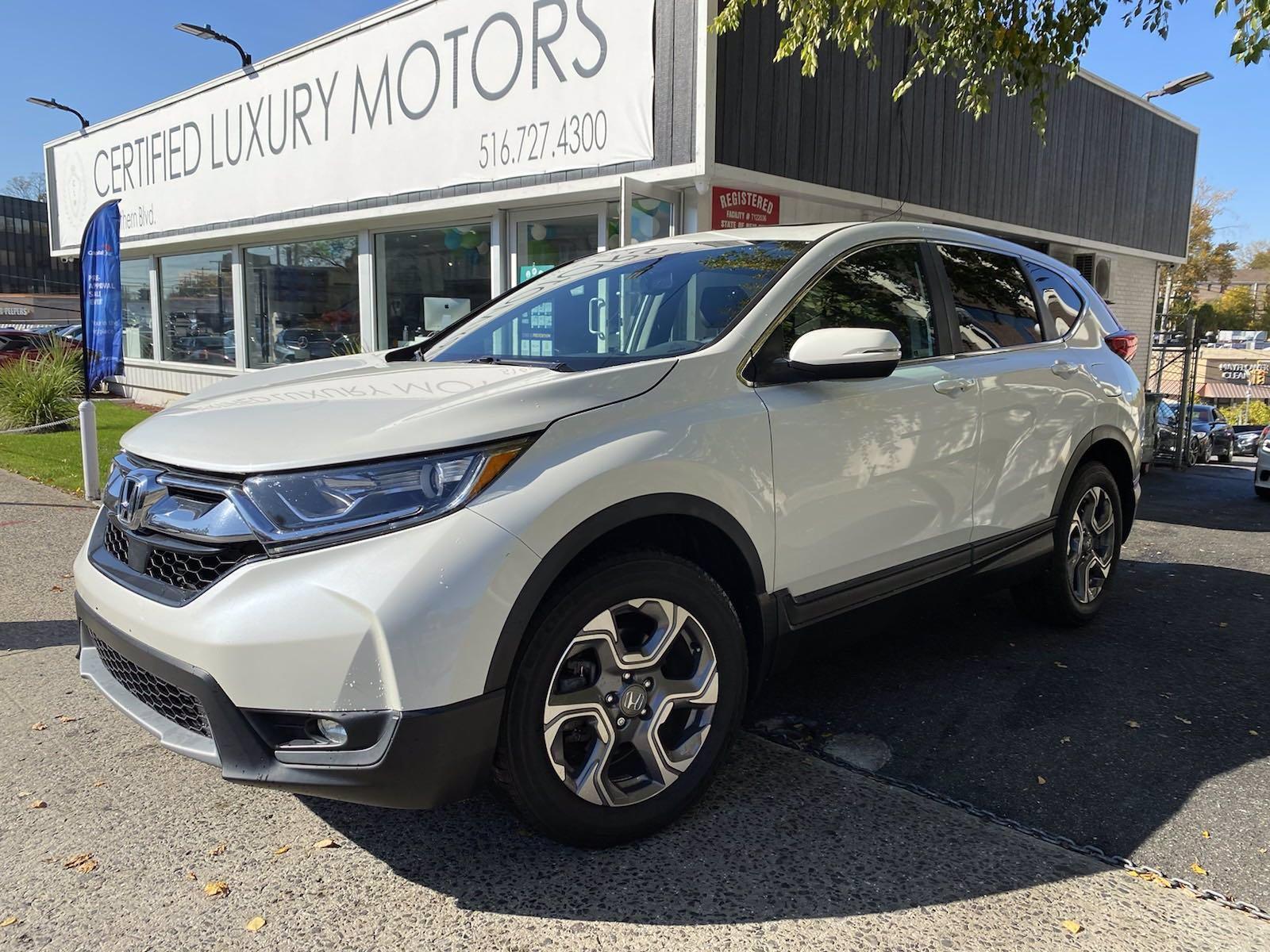 Used 2018 Honda CR-V EX-L   Great Neck, NY