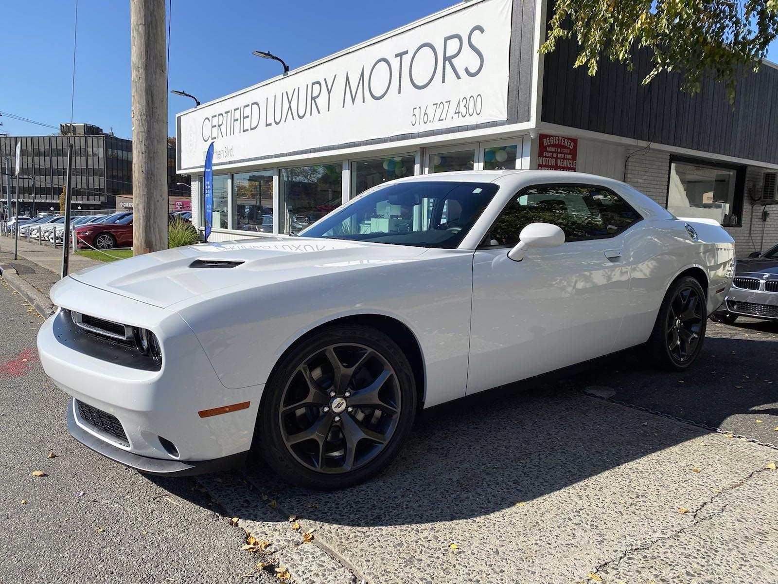 Used 2018 Dodge Challenger SXT Plus | Great Neck, NY