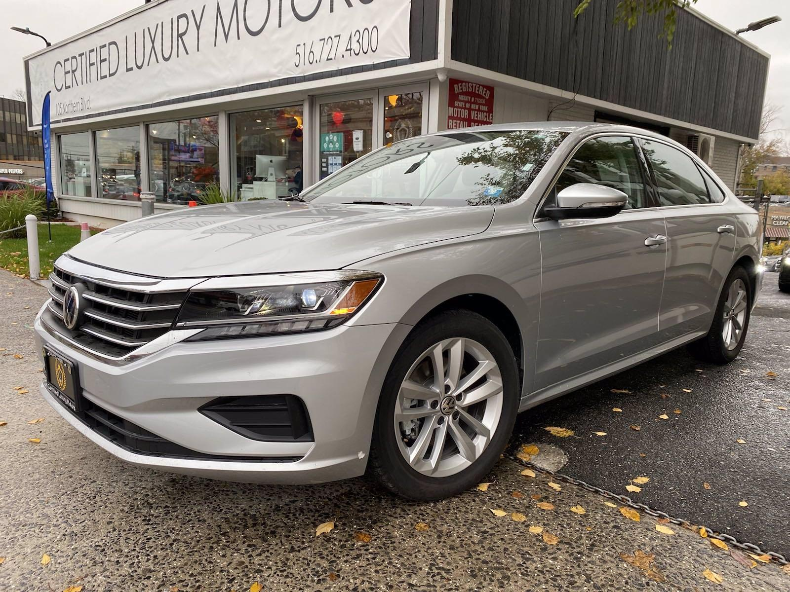 Used 2020 Volkswagen Passat 2.0T SE | Great Neck, NY