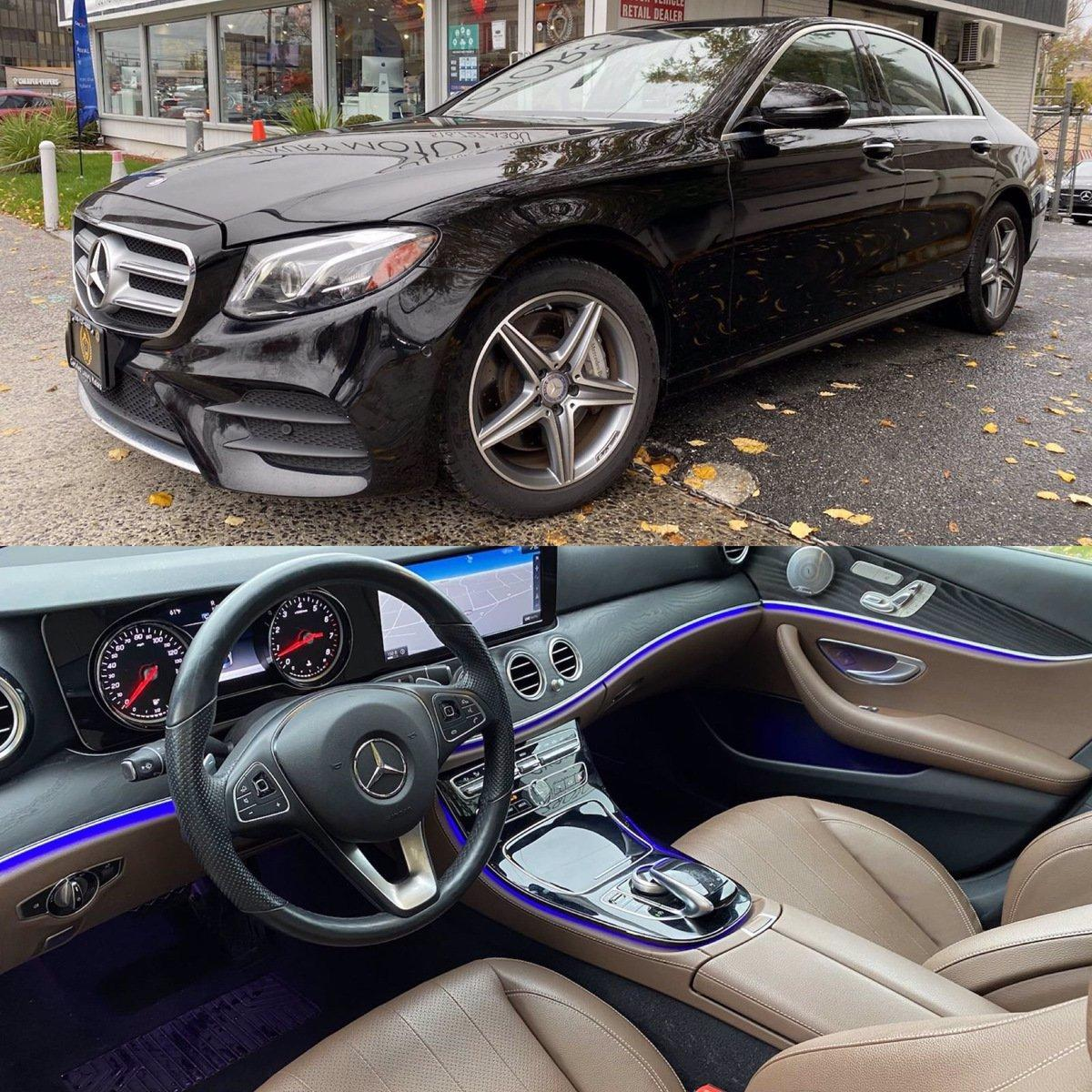 Used 2017 Mercedes-Benz E-Class E-300 Sport | Great Neck, NY