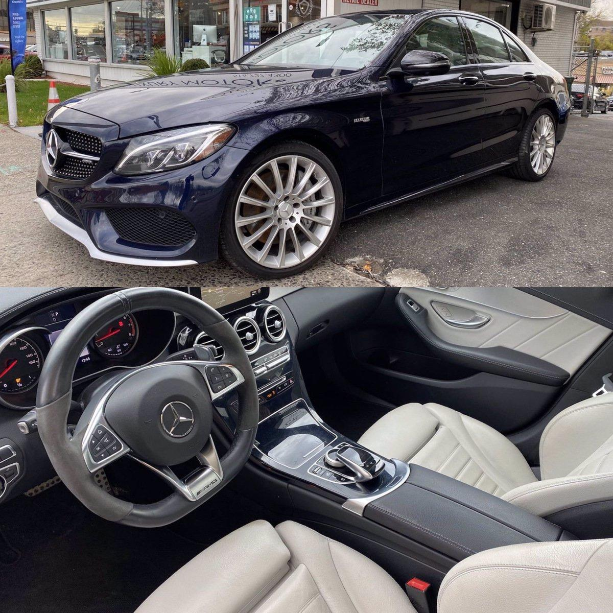 Used 2017 Mercedes-Benz C-Class C 43 AMG | Great Neck, NY