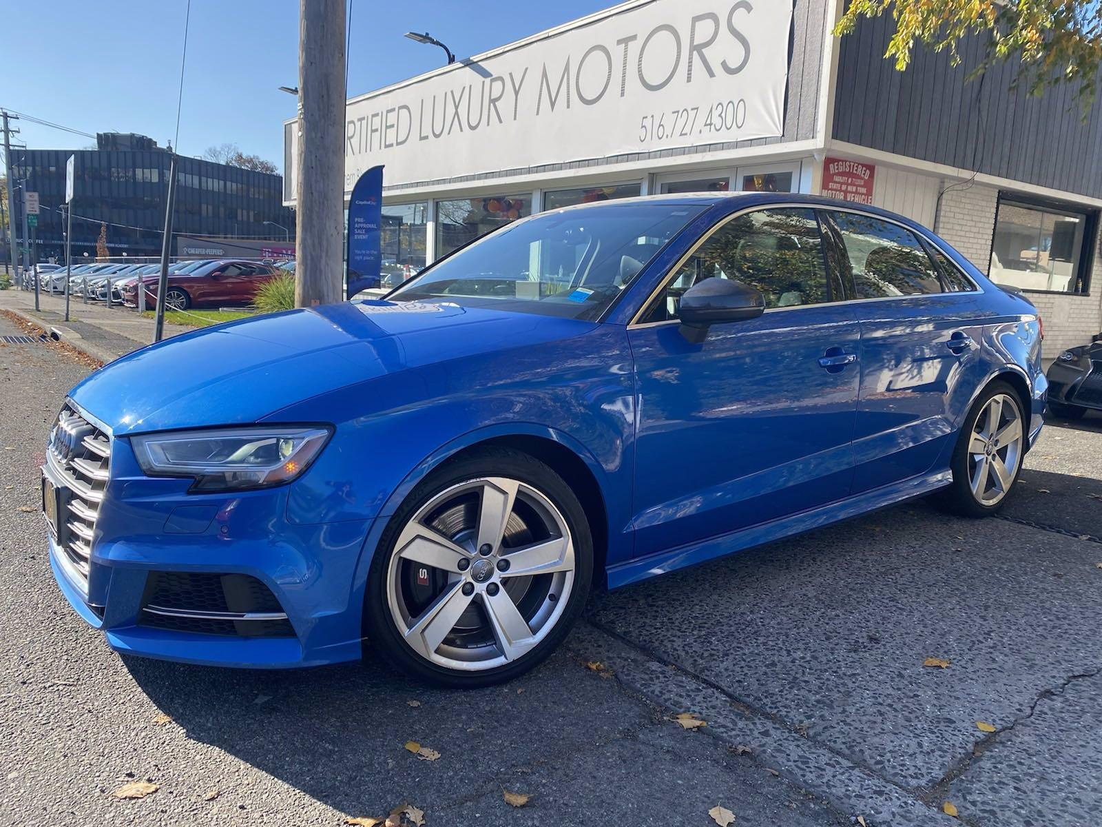 Used 2017 Audi S3 2.0T Premium Plus | Great Neck, NY