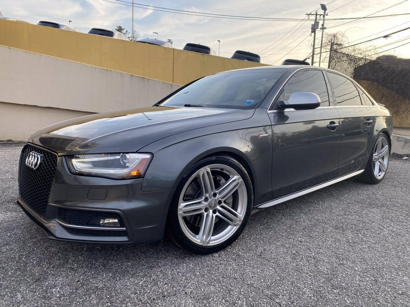 Used 2015 Audi S4 Premium Plus | Great Neck, NY