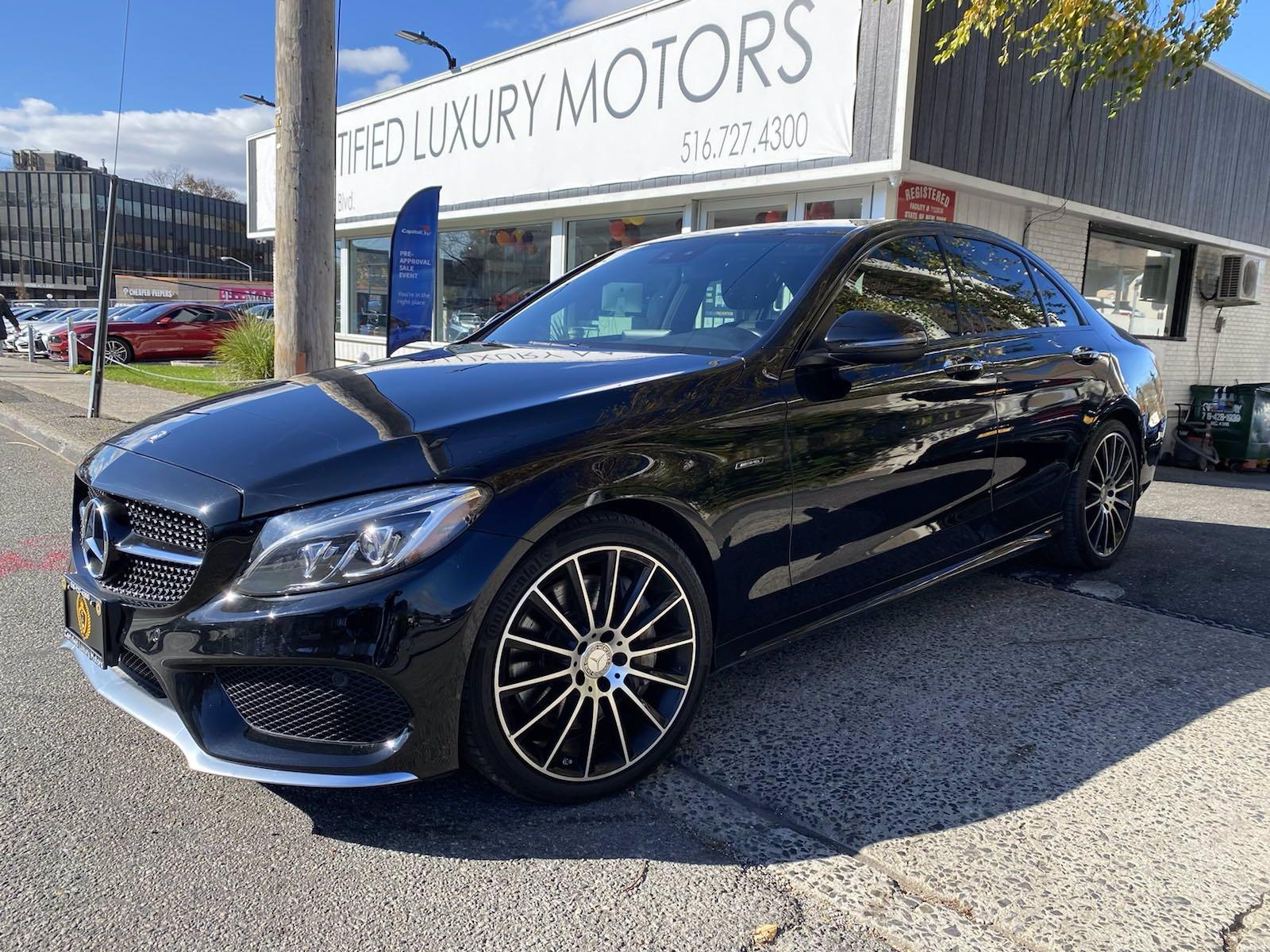Used 2016 Mercedes-Benz C-Class C450 AMG | Great Neck, NY