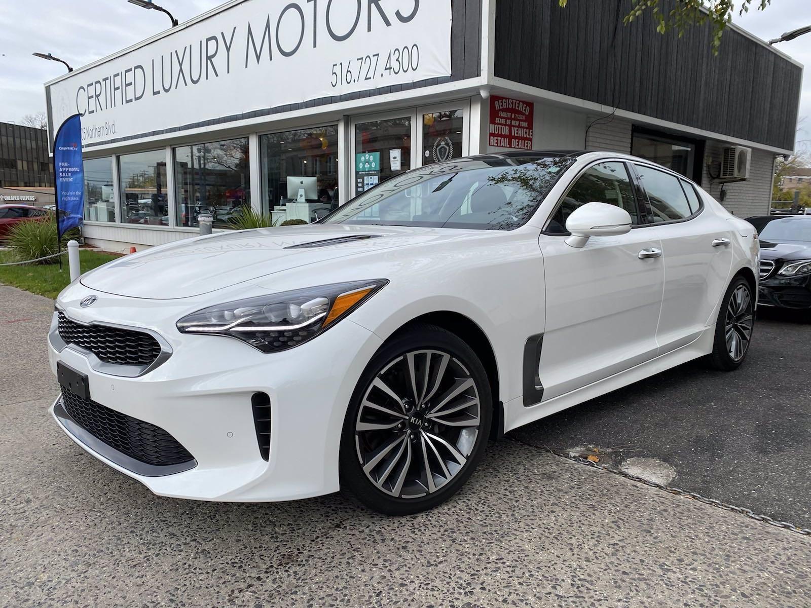 Used 2018 Kia Stinger Premium | Great Neck, NY