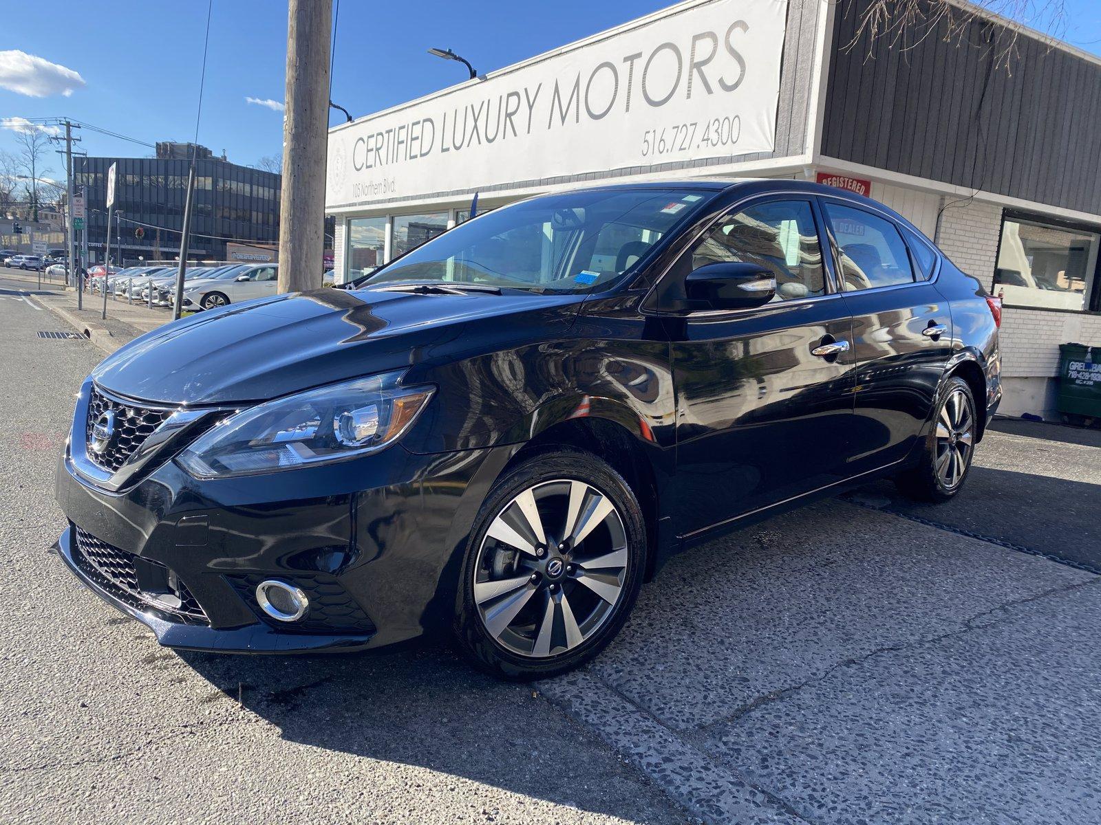 Used 2018 Nissan Sentra SL | Great Neck, NY