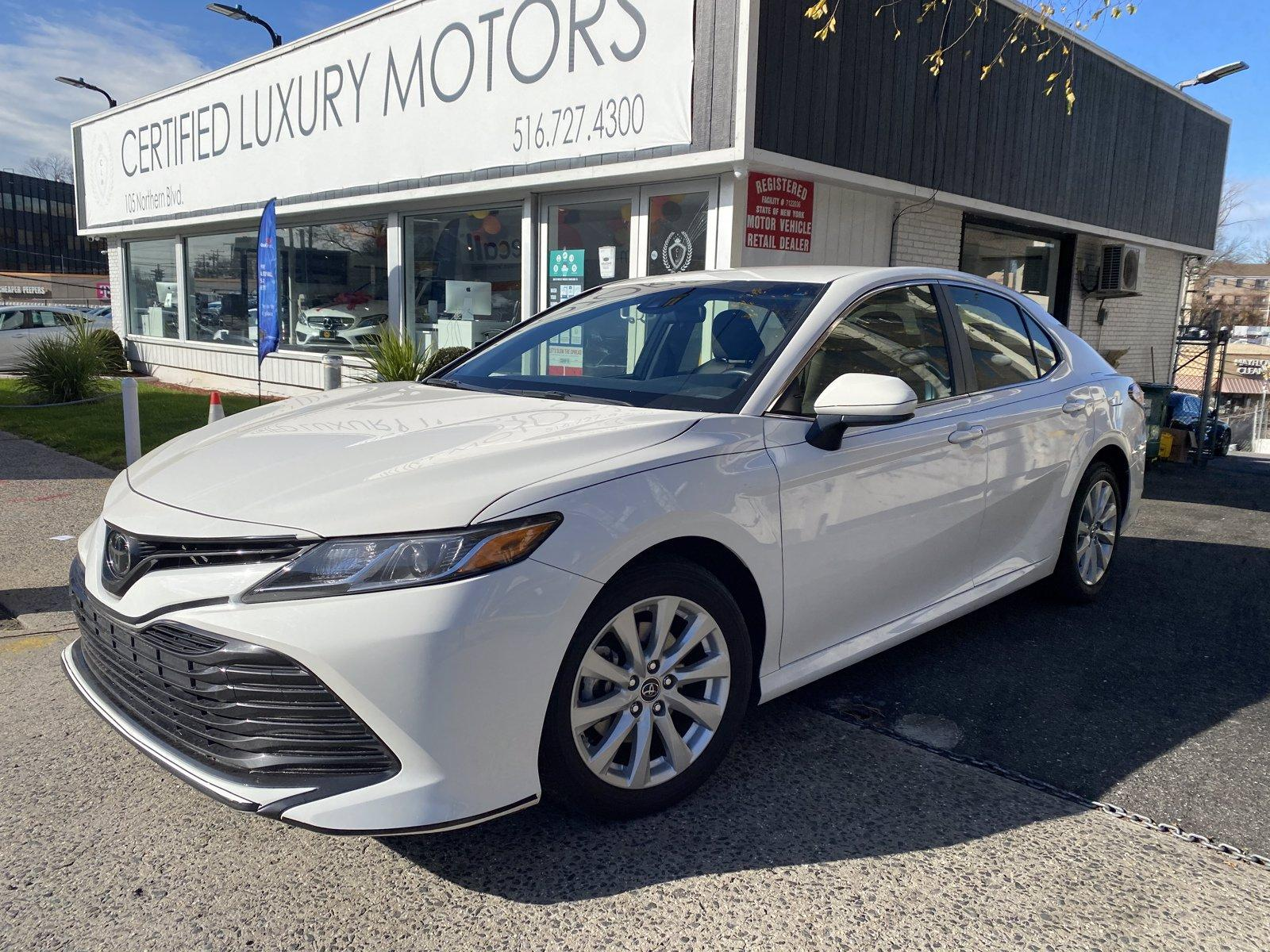 Used 2018 Toyota Camry LE | Great Neck, NY