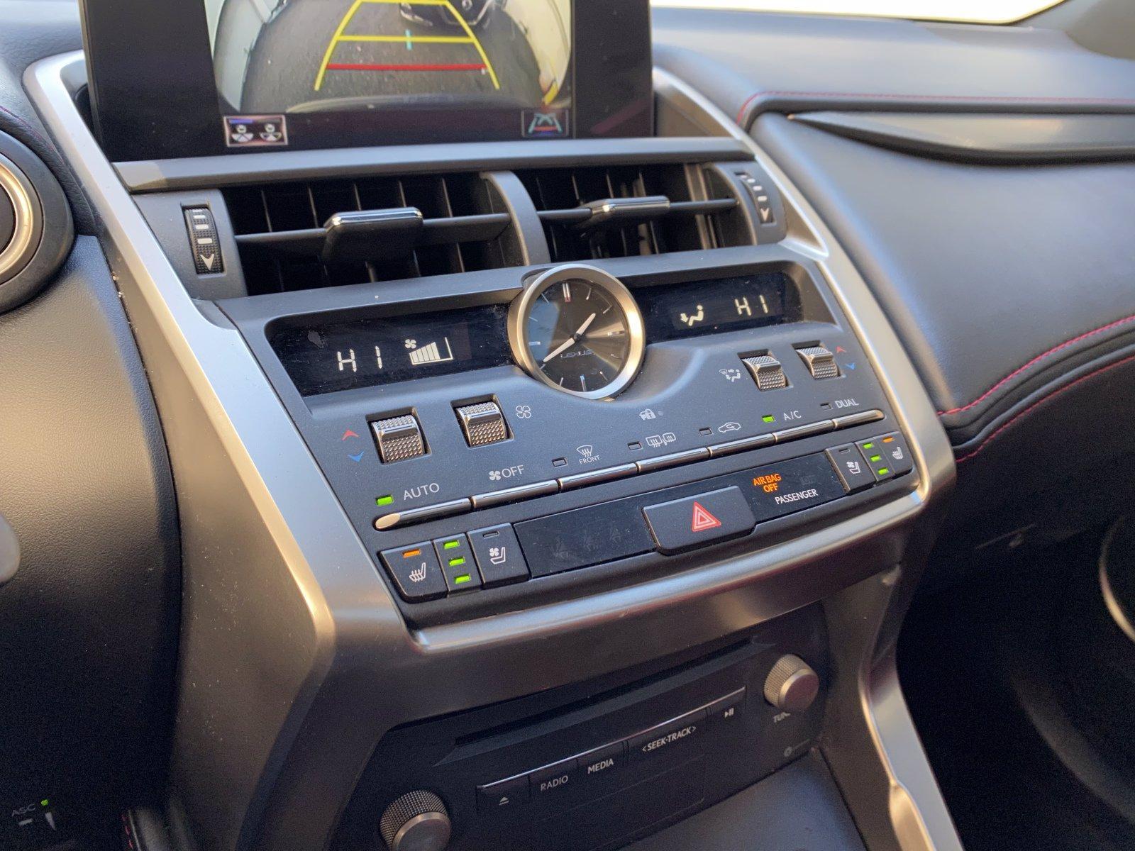 Used-2018-Lexus-NX-300-F-Sport