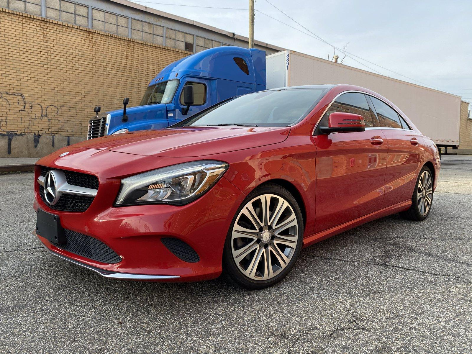 Used 2017 Mercedes-Benz CLA 250 | Great Neck, NY