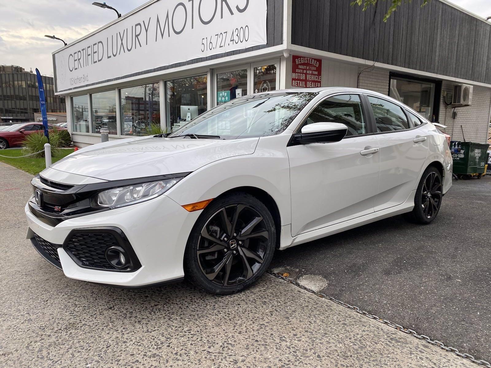 Used 2019 Honda Civic Si Sedan    Great Neck, NY